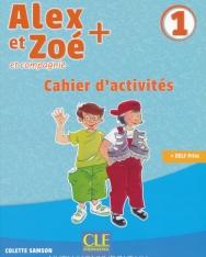 Alex et Zoé + 1 - Niveau A1.1 - Cahier d'activités