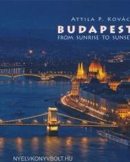 Budapest From Sunrise to Sunset