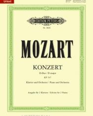 Wolfgang Amadeus Mozart: Concerto for Piano K. 537 (2 zongora)