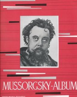 Modest Mussorgsky: Album zongorára