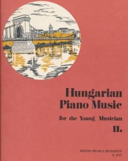 Magyar zongoramuzsika 2.