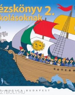 Dobszay László: Szolfézskönyv zeneiskolásoknak 2.