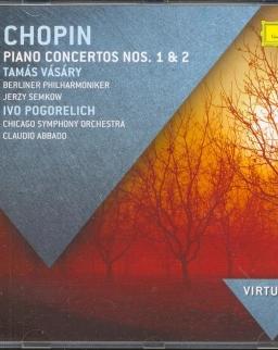 Frédéric Chopin: Piano Concertos 1,2