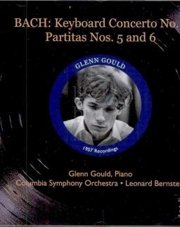 Johann Sebastian Bach: Piano Concerto No. 1, Partitas Nos 5,6