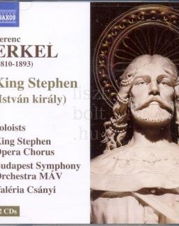 Erkel Ferenc: István király - 2 CD