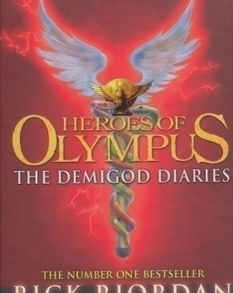 Rick Riordan: Heroes of Olympus - The Demigod Diaries