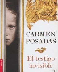 Carmen Posadas: El testigo invisible