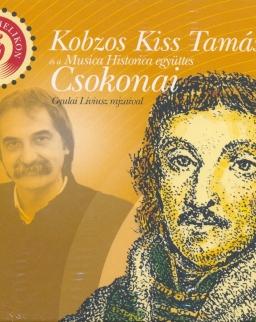 Kobzos Kiss Tamás: Csokonai  - verseskötet CD-melléklettel