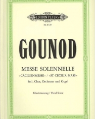 Charles Gounod: Messe Solennelle (Cäcilienmesse) - zongorakivonat