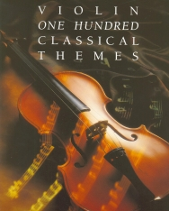 100 Classical Themes for Violin (solo)