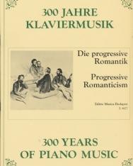 300 év zongoramuzsikája - Forradalmi romantika