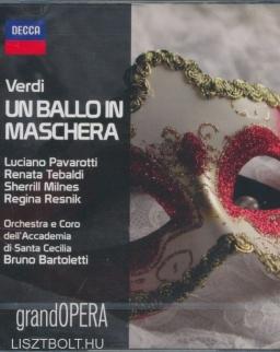Giuseppe Verdi: Un Ballo di Maschera - 2 CD