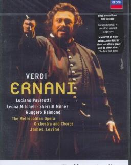 Giuseppe Verdi: Ernani DVD