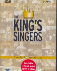 King's Singers - from Byrd to the Beatles - DVD