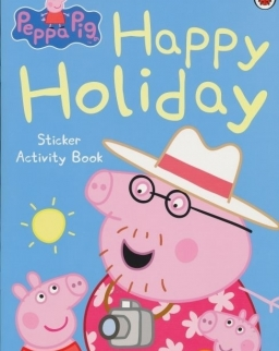 Peppa Pig: Happy Holiday Sticker Activity Book
