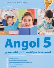Angol gyakorlókönyv 5. osztályos tanulóknak - Jegyre megy!