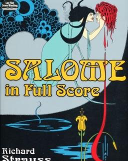 Richard Strauss: Salome - partitúra