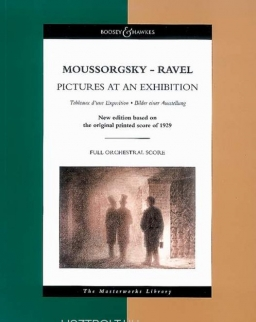 Mussorgsky-Ravel: Pictures at an Exhibition partitúra