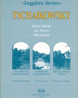 Pyotr Ilyich Tchaikovsky: Hat darab (leggiero sorozat, ifjúsági vonószenekarra)