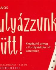 Béres János: Furulyázzunk együtt! - Kiegészítő anyag a Furulyaiskola I-II. köteteihez (+ letöltő kód)