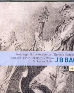 Johann Bernhard Bach: Orchestral Suites