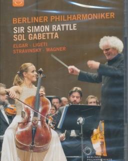 Sol Gabetta - live in Baden Baden - DVD