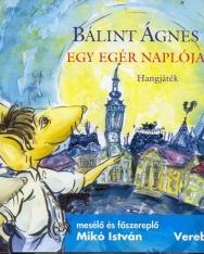 Bálint Ágnes: Egy egér naplója - hangjáték (3 CD)