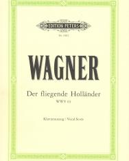 Richard Wagner: Der fliegende Holländer - zongorakivonat (német)