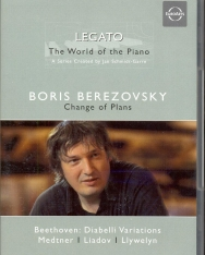 Boris Berezovsky: Change of Plans DVD