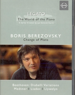 Boris Berezovsky: Change of Plans DVD