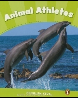 Animal Athletes - Penguin Kids leve 4 - 800 headwords