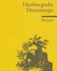 Gotthold Ephraim Lessing: Hamburgische Dramaturgie