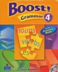 Boost! Grammar 4 Student's Book with Audio CD