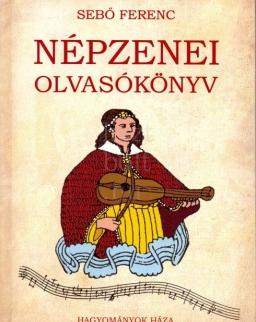 Sebő Ferenc: Népzenei olvasókönyv + CD-ROM