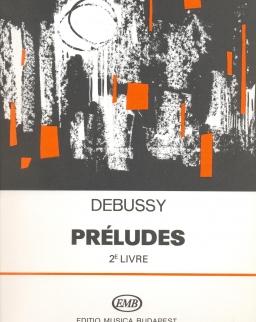 Claude Debussy: Préludes 2.