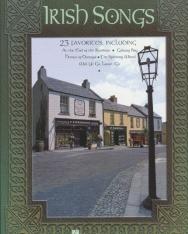 Irish Songs - 23 kedvelt ír dal / ének-zongora-gitár