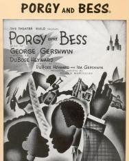 George Gershwin: Porgy és Bess részletek - ének-zongora-gitár