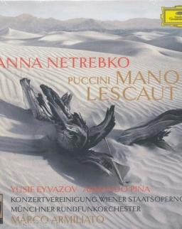 Giacomo Puccini: Manon Lescaut - 2 CD (2016, Salzburg Festival)