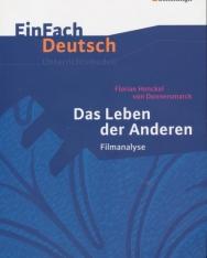 EinFach Deutsch Unterrichtsmodelle: Das Leben der Anderen