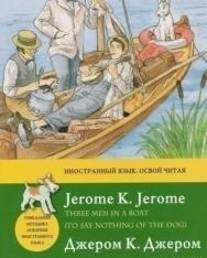 Jerome K. Jerome: Troe v Lodke
