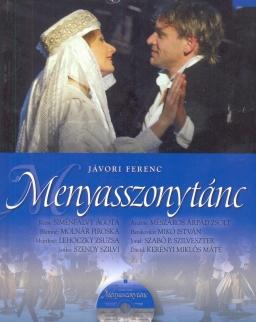 Híres operettek 20. - Jávori: Menyasszonytánc (Könyv, CD-melléklettel)