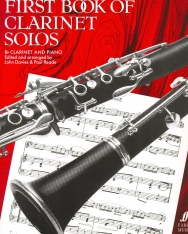 First Book of Clarinet Solos (klarinét, zongorakísérettel)