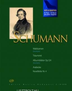 Robert Schumann: Válogatott zongoradarabok