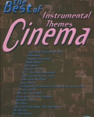 Cinema Instrumental Themes  Best of  (zongora, gitár)