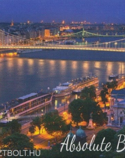 Budapest hűtőmágnes