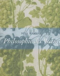 Hamvas Béla: Philosophie des Weins (A bor filozófiája német nyelven)
