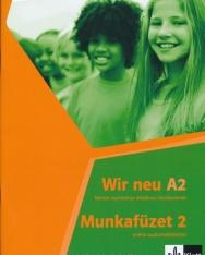 Wir Neu - Munkafüzet 2