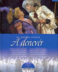 Híres operettek 10. - Strauss: A denevér (könyv CD-melléklettel)