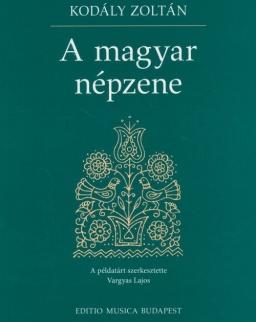 Kodály - Vargyas: A magyar népzene