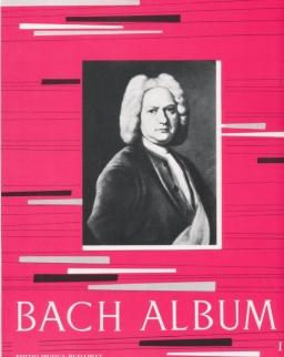 Johann Sebastian Bach: Album  zongorára 1.